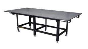Assembly tables with a fixed height TEMPUTEC SMT fix Series