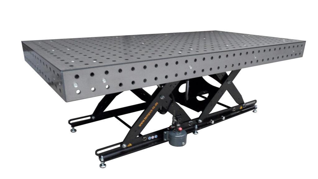 Hubarbeitstisch SWT Serie FLEX 65-105 16 L 200